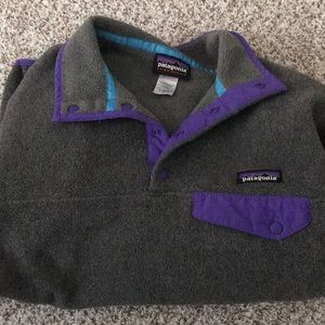 Patagonia Synchilla Snap T Pullover